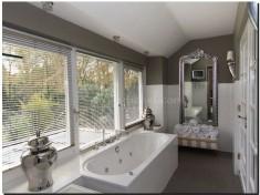 Modern barok als badkamer spiegel